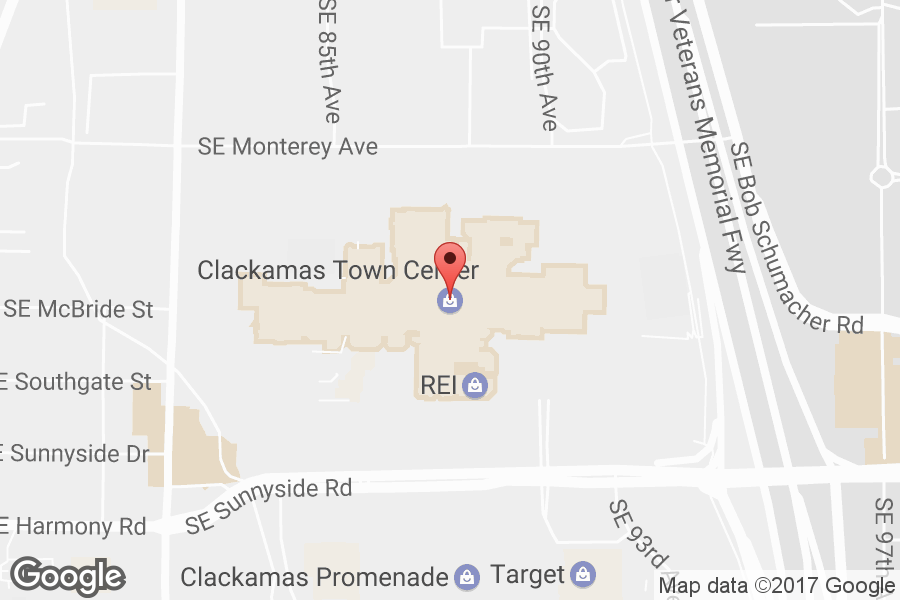 Clackamas Town Center Map Mall Hours, Address, & Directions | Clackamas Town Center